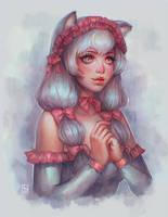 Mimi for WeepSheep by serafleur