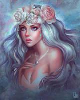 Pearlescent Beauty by serafleur