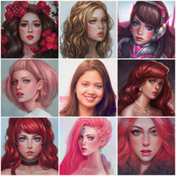 Art vs Artist by serafleur