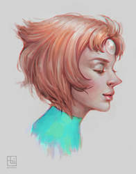 Pearl by serafleur