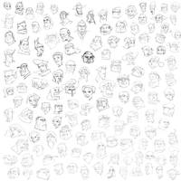 Faces by gahyo