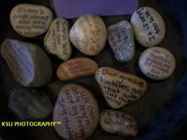 positive rocks by KailaDarling