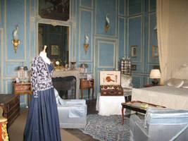 A bedroom inside of Leeds Cast by KailaDarling