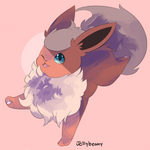 Flareon by KitKat-s