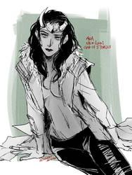 AoA/ New Loki by mokonosuke