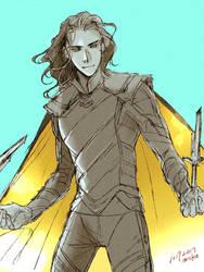 Loki by mokonosuke