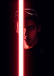 Star Wars: Portrait of David by Milandeentjestoe