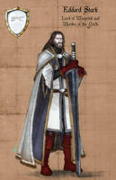 Ned Stark by serclegane