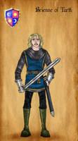 Brienne of Tarth by serclegane