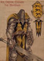 Ser Gregor Clegane by serclegane