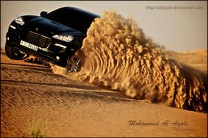 Porsche cayenne by al3ayali