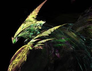 Dragon Fractal by Xovq