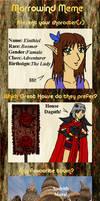 Morrowind meme - Einthiel by GothaWolf