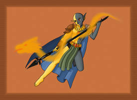 Vivec - for Masky's contest by GothaWolf