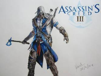 Assassins Creed III by ntish1992