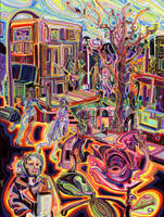 Pink Eye by JoshByer