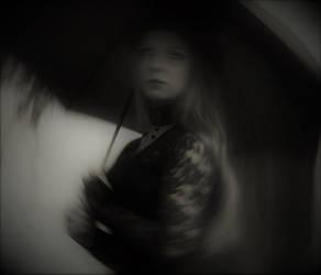 The Sombre Gaze by ElysiumSpectre