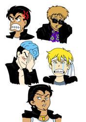 yanki_faces by Ryu-Abel