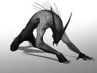 Lets draw a beastie by Tapwing