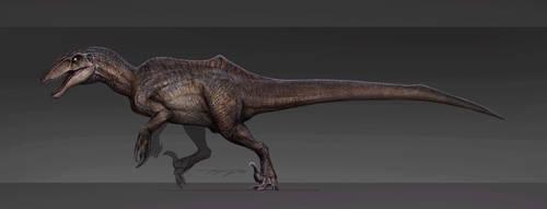 Spinoraptor reimagining by Tapwing