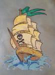 Pirate Ship - Yarrrrrr by Ammeih