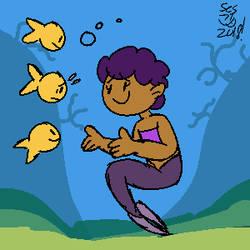 Mermaid by selom13