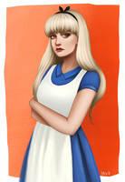 Alice by Manuzan