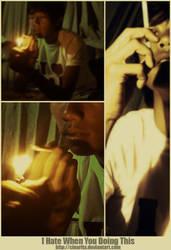 Mr. Smoker by cinarita