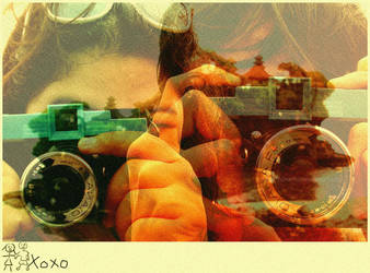 Diana F+ against the World by cinarita