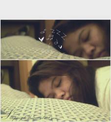 I Sleep To Meet You by cinarita