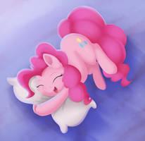 Ponk sleep by Dusthiel