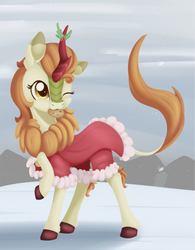 Christmas Autumn by Dusthiel