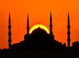 Sultanahmet Mosque by ozugun