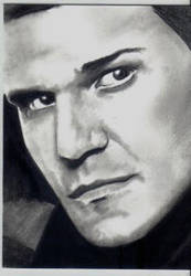 Angel David Boreanaz by Dr-Horrible