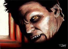 Angel - David Boreanaz by Dr-Horrible
