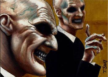 The Gentlemen skech card by Dr-Horrible