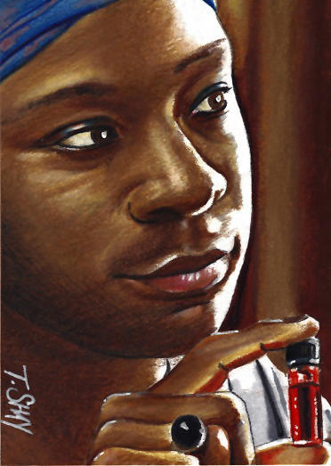 Lafayette Reynolds True Blood By Dr Horrible On Deviantart