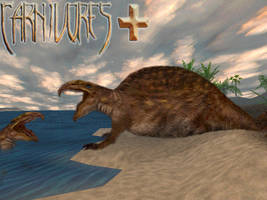 Carnivores plus: Solitary Spinofaarus by Keegz97