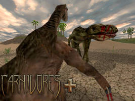 Carnivores Plus : Therizinosaur Roulette by Keegz97