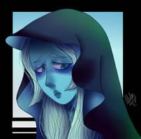 Blue Diamond by AbbyMacaroni