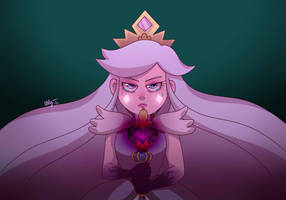 Young Queen Moon by AbbyMacaroni