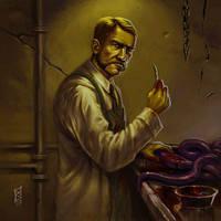 Pathologist by pahapasi