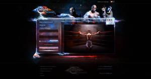 Night Boxing by MrZielsko