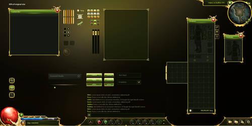 Metin2 GUI - Legacy of Rodinia by MrZielsko