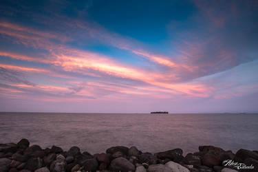 Isla de sacrificios by AlasBlack