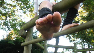 Land Down Under by JelisaRose-Feet