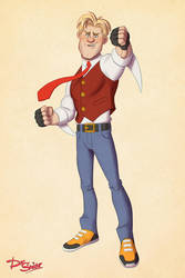 Roy Bromwell by DocSinistar