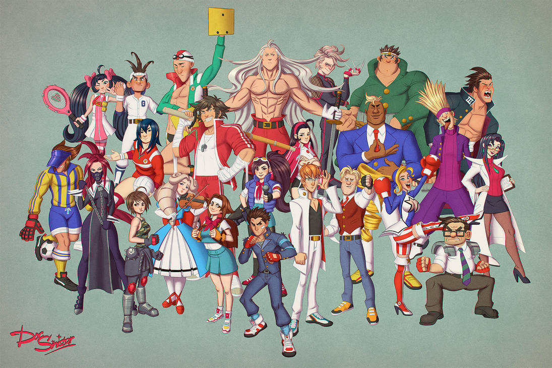 Project Justice (Rival Schools) by DocSinistar