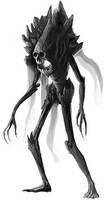 JARNGRIM - Creature Concept by TheSnowDragon