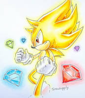 Super Sonic by Snowsupply